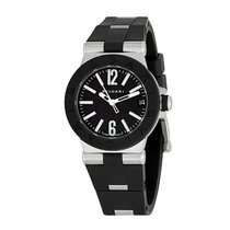 Bulgari Diagono Rubber Ladies Ref. DG29BSVD