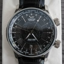 Vostok Europe World Timer Automatikuhr