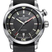 Maurice Lacroix Pontos S Diver, Date, New Design Black...