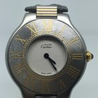 Cartier MUST 21 MIDSIZE 31MM NICE CONDITION