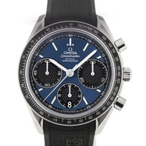 Omega Speedmaster Racing 40 Chronograph Blue Dial