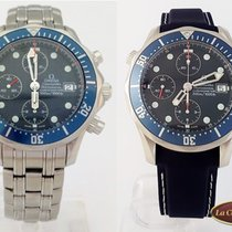 Omega Seamaster Professional Chronograph. Box&Papers