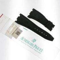 Οντμάρ Πιγκέ (Audemars Piguet) Black Leather Strap Royal Oak...