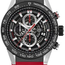 TAG Heuer CARRERA Calibre HEUER 01 Red CAR2A1Z FT6050