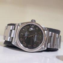 Rolex Datejust 31mm black  - warranty 1 year - 2005