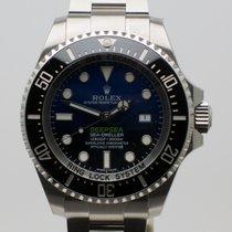 "Rolex Sea-Dweller Deepsea D-Blue ""James Cameron"" LC 100"