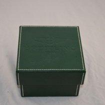 Breitling Uhren Box Watch Box Case Rar Bakelite Golduhren