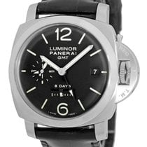 "Panerai Gent's Stainless Steel 44mm  PAM 233 ""Luminor..."