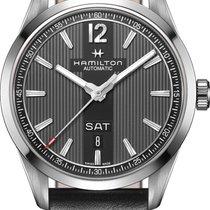 Hamilton BROADWAY DAY DATE H43515735 Elegante Herrenuhr 80h...