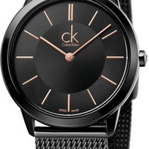 ck Calvin Klein Minimal K3M22421 Damenarmbanduhr Swiss Made
