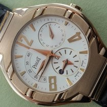 Piaget Polo Dual Time Pink Gold
