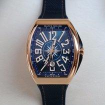 Franck Muller Vanguard Yachting Rose Gold Watch