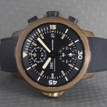 IWC Aquatimer Chronograph Charles Darwin Expidition