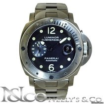 Panerai Luminor Submersible Titanium