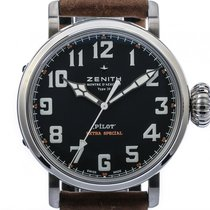 Zenith Pilot Type 20 Extra Special Stahl Automatik 45mm