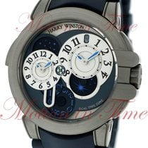 "Harry Winston Project Z4 Ocean Dual Time ""Boutique White..."