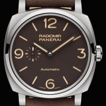 Panerai RADIOMIR 1940 3 DAYS AUTOMATIC PAM619 / VAT REFUND
