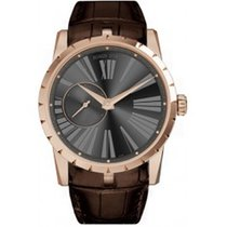 Roger Dubuis Excalibur 42mm 18K Rose Gold