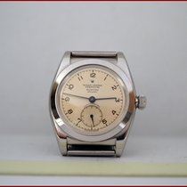 Rolex Ovetto in acciaio