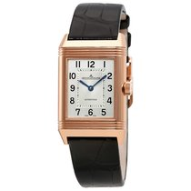 Jaeger-LeCoultre Ladies Q257240 Reverso Classic Medium Duetto