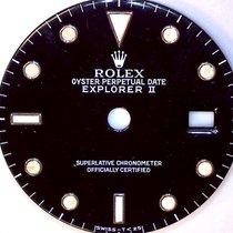Rolex Explorer II  Dial ref: 16570,16550 Stamped B365
