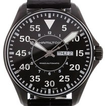 Hamilton Khaki Aviation Pilot 46 Automatic Day Date
