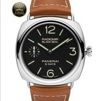 Panerai - RADIOMIR BLACK SEAL 8 DAYS ACCIAIO - 45MM