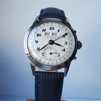 Girard Perregaux New Old Stock - Full Calendar, Triple Date,...