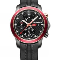 Chopard MILLE MIGLIA ZAGATO 18K ROSE GOLD AND DLC BLACKENED...