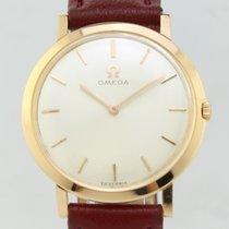 歐米茄 (Omega) Vintage Manual Winding 18k Gold