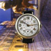 Omega Vintage Military watch mechanical Omega 1916 Porcelain...