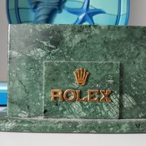 Rolex Marmor Ständer Display presenter marble catalogue stand...