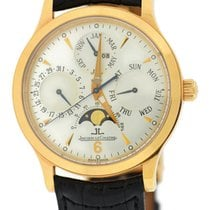 Jaeger-LeCoultre Master Control Perpetual 18K Rose Gold