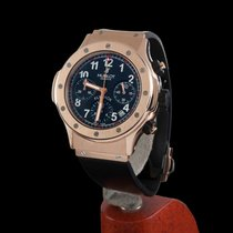Hublot Super B Flyback rose Gold Chronograph 42mm