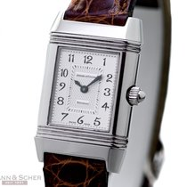 Jaeger-LeCoultre Reverso Duetto Lady Stainless Steel Bj-2011
