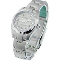 Rolex Unworn 176234 No Date Oyster Perpetual Ladies in Steel -...