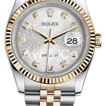 Rolex Datejust 36mm Jubilee
