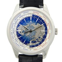 Jaeger-LeCoultre Geophysic Stainless Steel Blue Automatic...