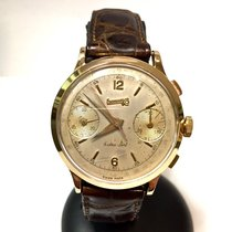 39mm Eberhard & Co. Extra-fort Chronograph 18k Yellow Gold...