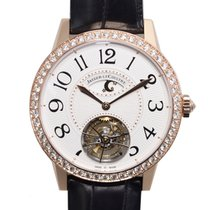 Jaeger-LeCoultre Rendez Vous 18 K Rose Gold With Diamonds...