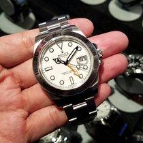 勞力士 (Rolex) 216570 White Dial (888) Explorer II 42mm