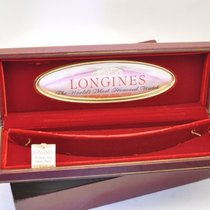 Longines Uhrenbox Uhrenetui Schachtel Vintage