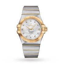 Omega Constellation Chronometer Mens Watch 123.20.35.20.52.002
