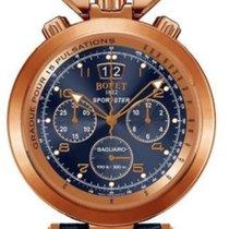 Bovet Sportster Saguaro Chronograph 18K Rose Gold Men's Watch