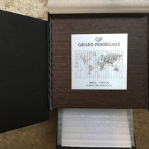 Girard Perregaux WW.TC box (Inner + Outer) + User Manual...