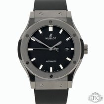 Hublot Classic Fusion 42mm | Titanium Thin Case