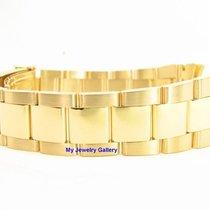 勞力士 (Rolex) Aftermarket Submariner 18k Yellow Gold Bracelet /...