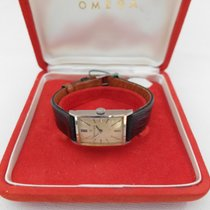 Omega De Ville Automatic 18k white gold, original box and buckle