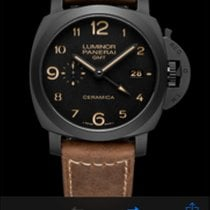 Panerai Luminor 3 days 1950 GMT Ceramic PAM441 (NEW)