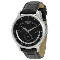 Tissot Men's T0636371605700 Tradition Perpetual calendar...